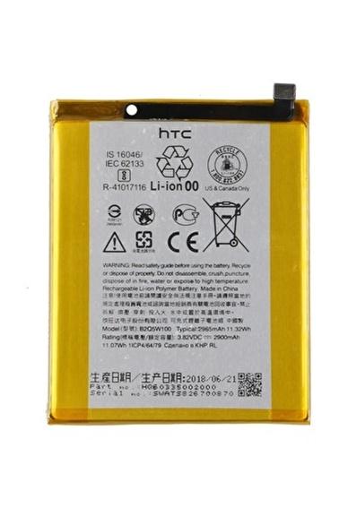 Htc HTC Desire 12+ 12 Plus B2Q5W100 Batarya Pil ve Tamir Seti Renkli